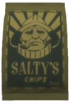 Salty's chips
