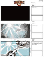 BioShock Infinite Early Battleship Bay Storyboards 1