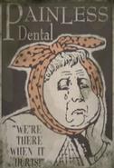 Painless Dental Poster