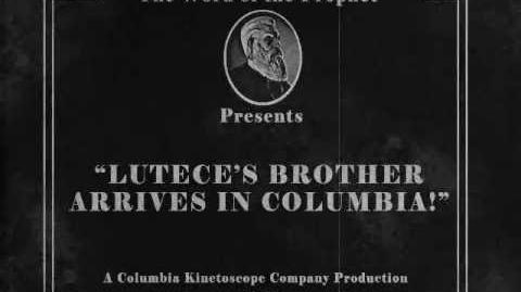 BioShock Infinite Lutece's brother arrives in columbia!