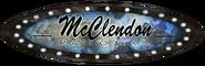 McClendon Robotics Sign