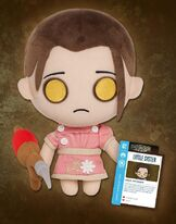 BioShock Little Sister Plush
