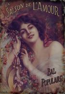 Paris poster 2 - La Saison de l'Amour