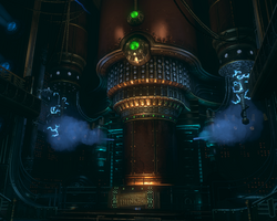 BioShock 2-The Thinker - The Thinker's Core f0366