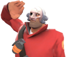 Team Fortress 2 Big Daddy Mask