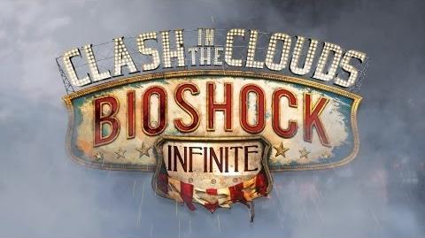 Bioshock Infinite - Clash In The Clouds DLC Trailer