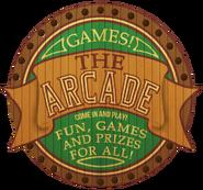 Arcade Sign Elaborate