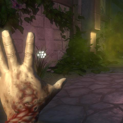 Uso en el multijugador de BioShock 2.