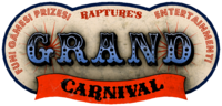 Rapture's Grand Carnival sign