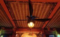 BioI Soldier's Field Dimwit & Duke Ice Cream Shoppe Ceiling Fan