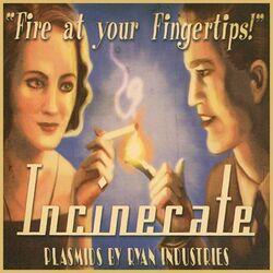 BioShock Incinerate! Poster