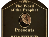 Father Comstock's Gift of Prophecy