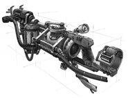 Bio2 Rivet Gun Concept Art
