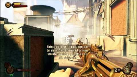 BioShock Infinite Kapitel 3 Dächer des Comstock Centers
