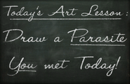 Chalkboard Artlesson
