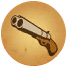 Double Shotgun Icon