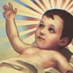 Elizabeth de bebé