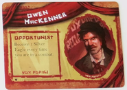 Owen MacKenner BioShock Infinite The Siege of Columbia Leader Card