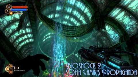 BioShock 2 Public Address Announcements