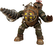 NECA BioShock Toy Series | BioShock Wiki | FANDOM powered by
