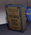 BioShock Infinite Cereal