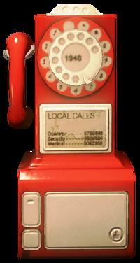 Pay-phone