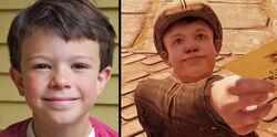 Everett Sawyer Telegram Boy