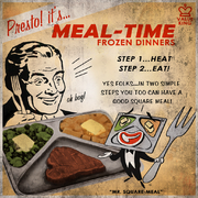 Meal-Time poster