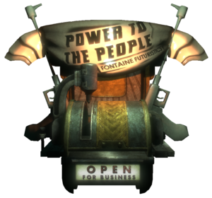 Power to the People Machine