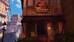 BI Columbia Creamery Town Center