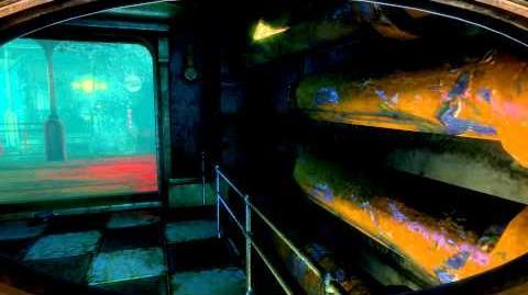 Bioshock 2 Big Sister Disappearing Glitch
