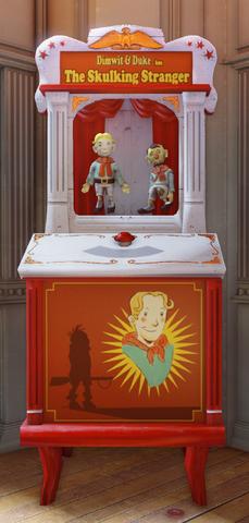 File:BioShock Infinite - Battleship Bay - Dimwit & Duke cabinet Skulking Stranger f0805.png