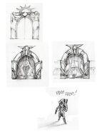 Minerva's Den Doors Concepts 1