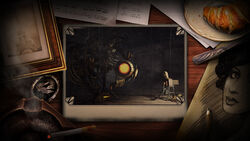 Pre-Launch Burial at Sea - Episode 2 Loading Screen