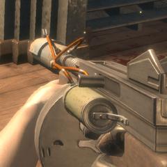 Geri Tepme Azaltımı yükseltmesi ile Makineli Tüfek