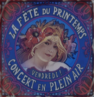 Paris poster 3 - La Fete du Printemps