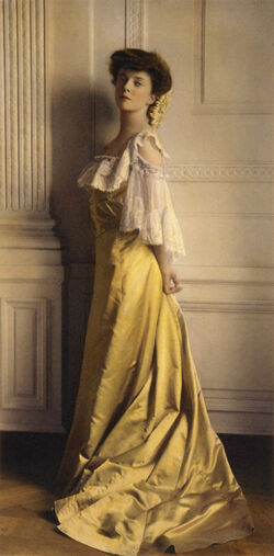 Alice Roosevelt Longworth Photograph