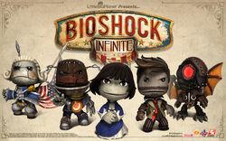 BioShock Infinite Costume Pack Little Big Planet 2