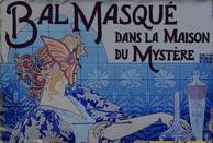 Paris poster 7 - Bal Masque dans la Maison du Mystere