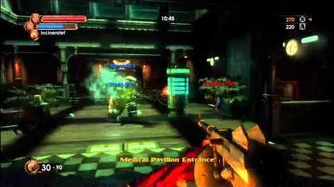 The Wet Onion - Bioshock 2 Multiplayer - Medical Pavillion - 15-10