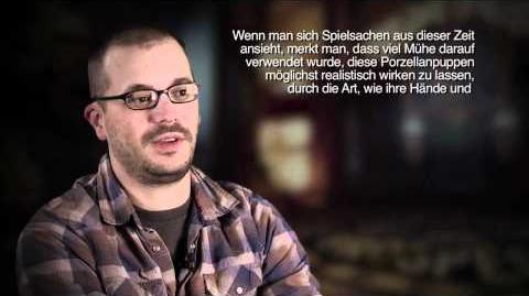 Bioshock Infinite Handyman Featurette Deutsch