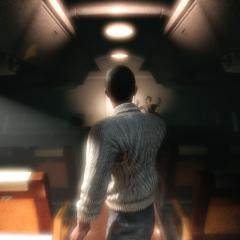 Jack secuestra la nave, tal y como se ve en Panteón Marino - Episodio 2.