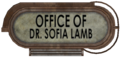 Office of Sofia Lamb sign.png