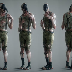 <i>El modelo del Crawler observado en el trailer de lanzamiento.</i>