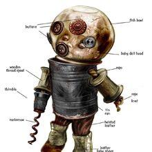Big Daddy Bioshock Wiki Fandom