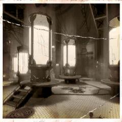 <i>Imagen del verdadero hogar de Jack: el laboratorio donde fue creado.</i>