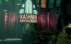 06 Civil War The Assault on the Kashmir Restaurant