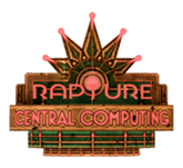 Insegna Rapture Central Computing