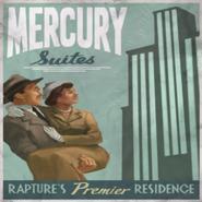 Pubblicità Mercury Suites
