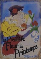 Paris poster 1 - La Premiere Fleur du Printemps